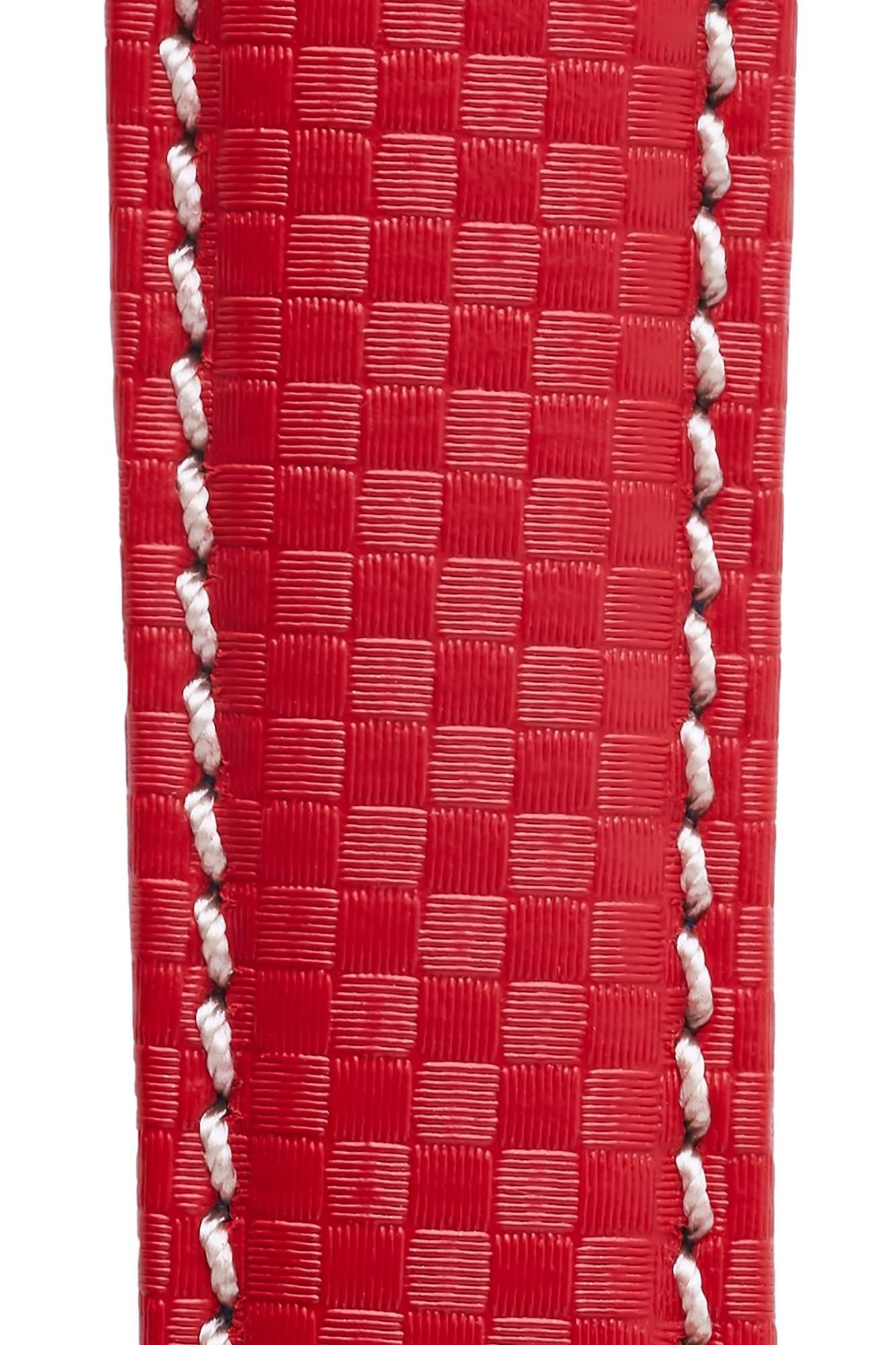 Ремешок для часов Signature 111554-18 красный 18 mm