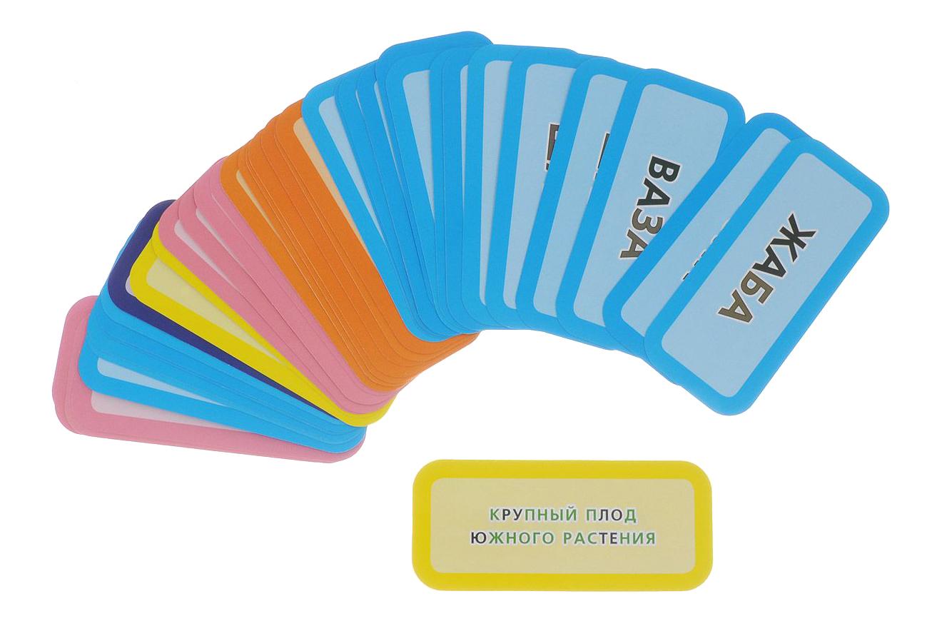 Наборы карточек с словами и картинками