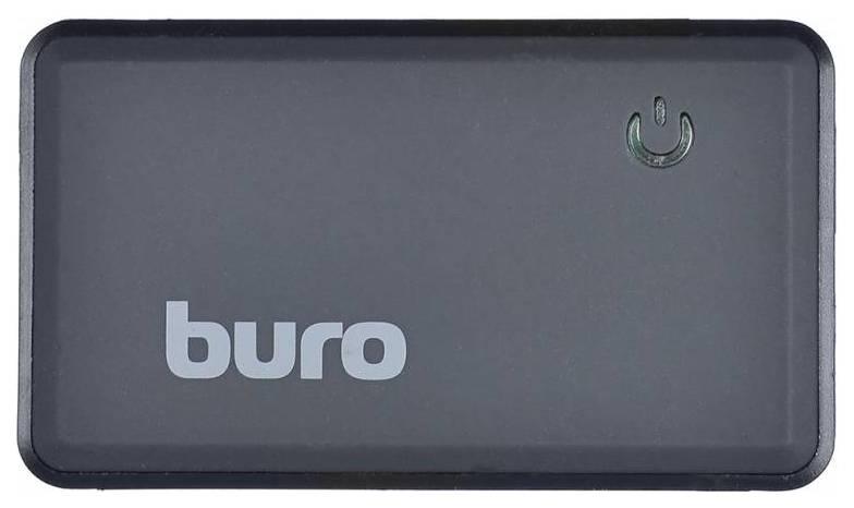 Устройство для чтения карт памяти Buro BU-CR-151 389727 Черный