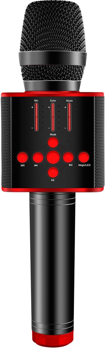 Беспроводной караоке-микрофон H32 Black