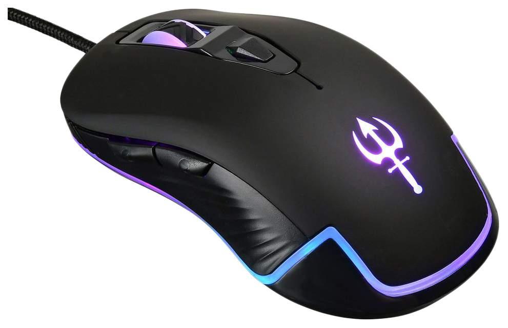 Игровая мышь OKLICK 925G STORM Black