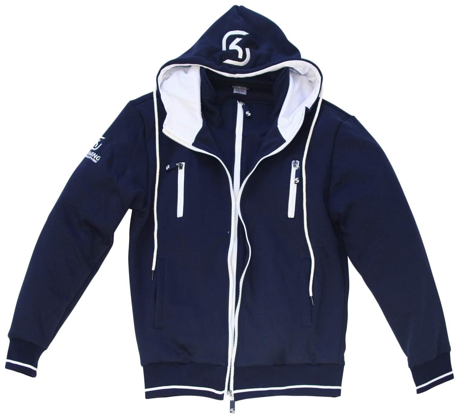 Худи SK GAMING Premium Zip Hoodie FSKPRHOOD17BL000S (S)