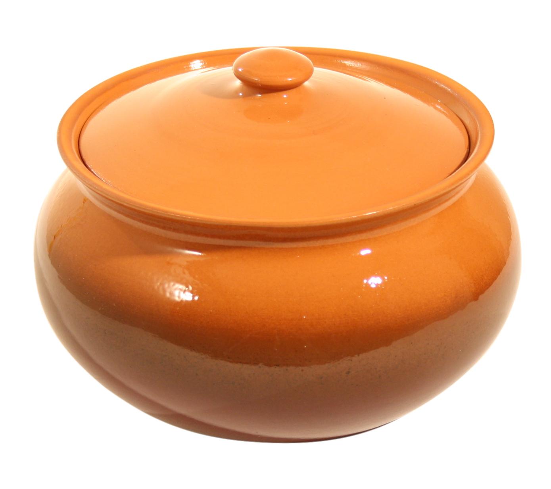 Супница( жаровня) керам. 2,5л СУПК 2,5