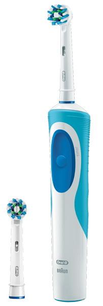Электрическая зубная щетка Braun Oral-B Vitality D12.513 Cross Action