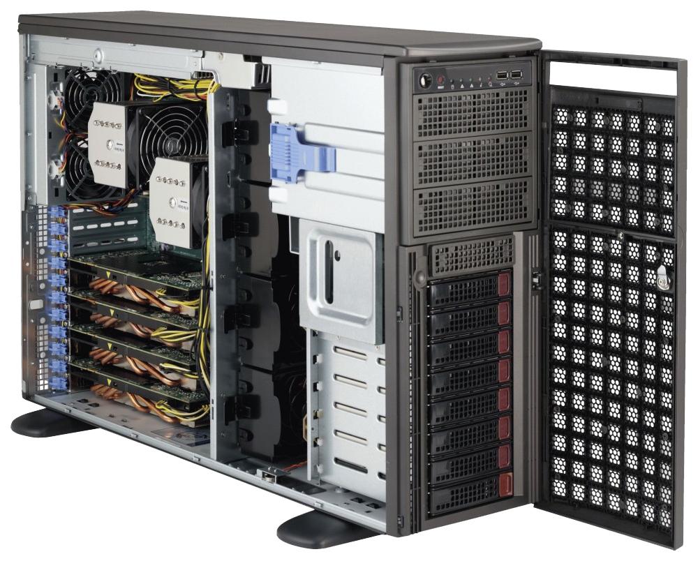 Серверная платформа Supermicro 7048GR-TR SYS-7048GR-TR