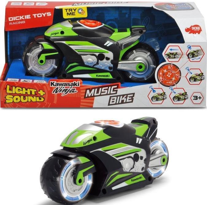 Музыкальный мотоцикл Dickie Toys Toys