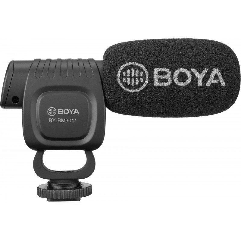 Микрофон Boya BY-BM3011 Black