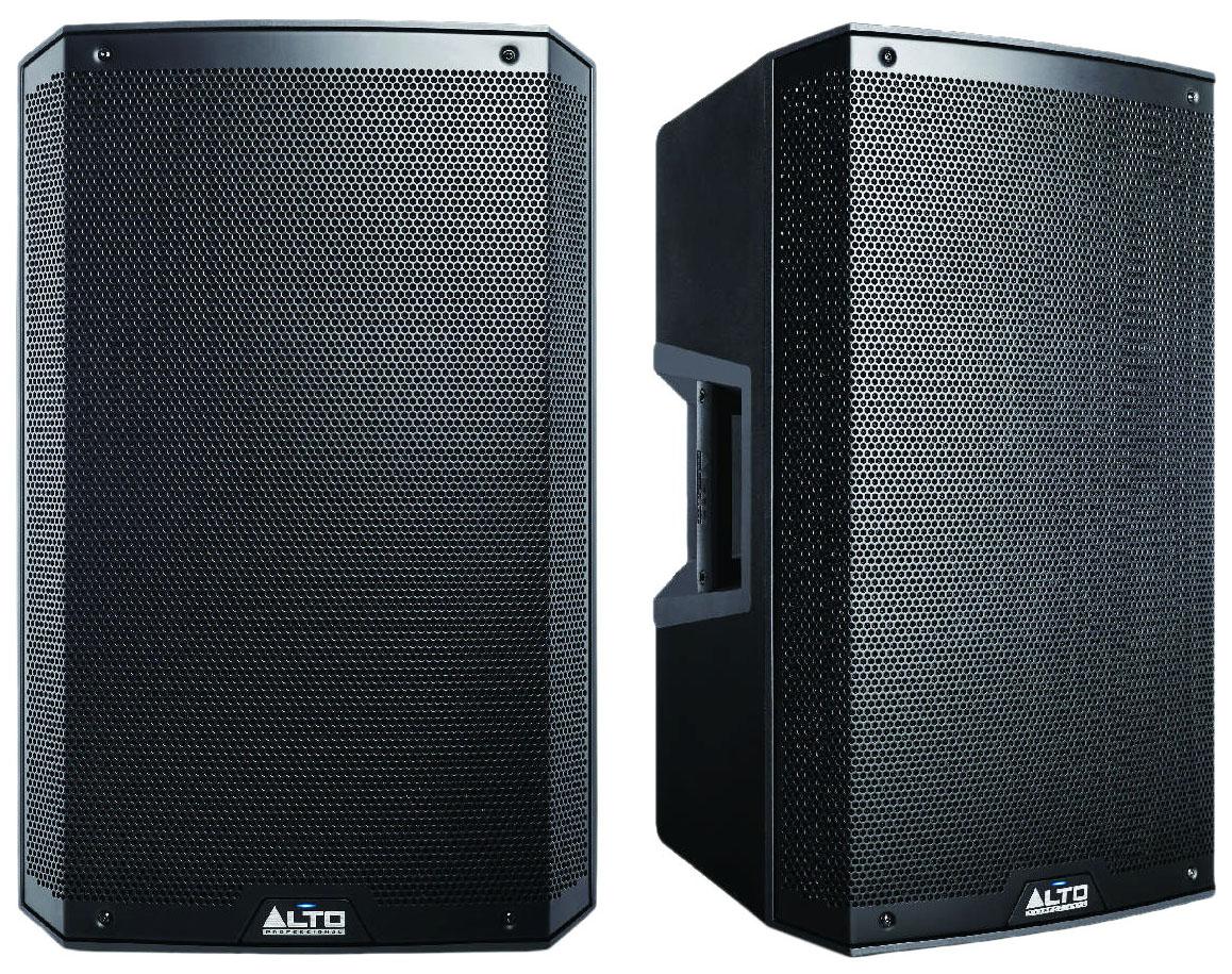 Активные колонки Alto TS315 Black