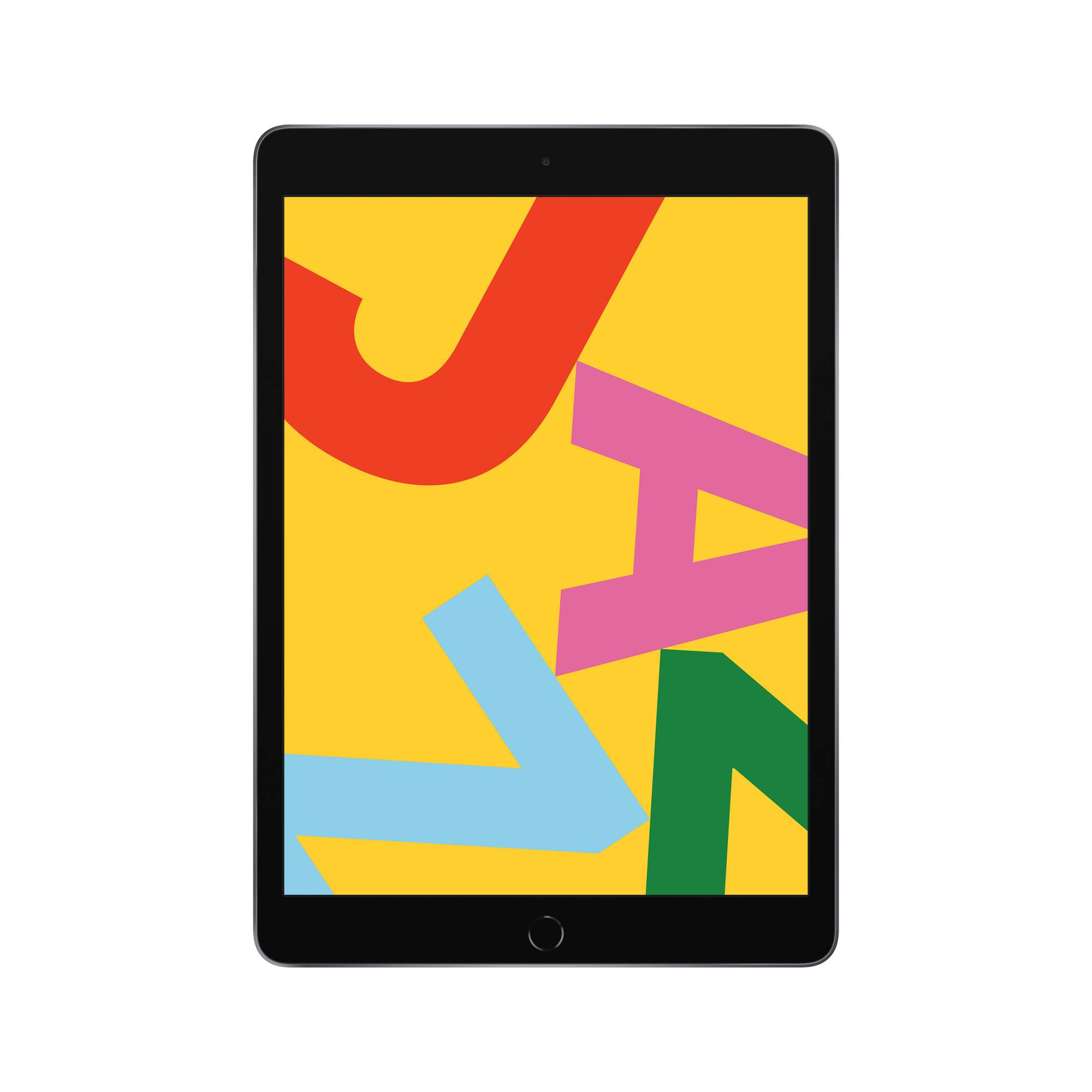 Планшет Apple iPad (2019 New) Wi-Fi 10.2 32GB Space Grey (MW742RU/A)