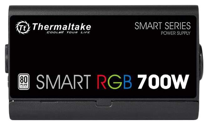 Блок питания компьютера Thermaltake Smart RGB PS-SPR-0700NHSAWE-1