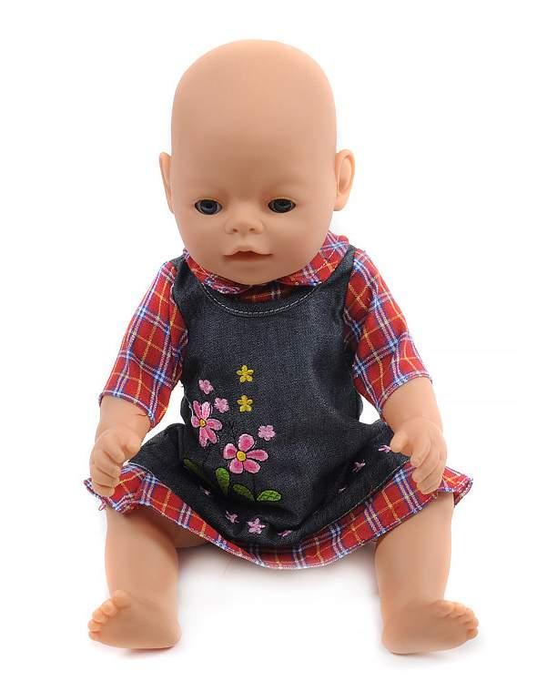 МУСИ-ПУСИ Одежда на вешалке для кукол и пупсов Муси-Пуси IT103467