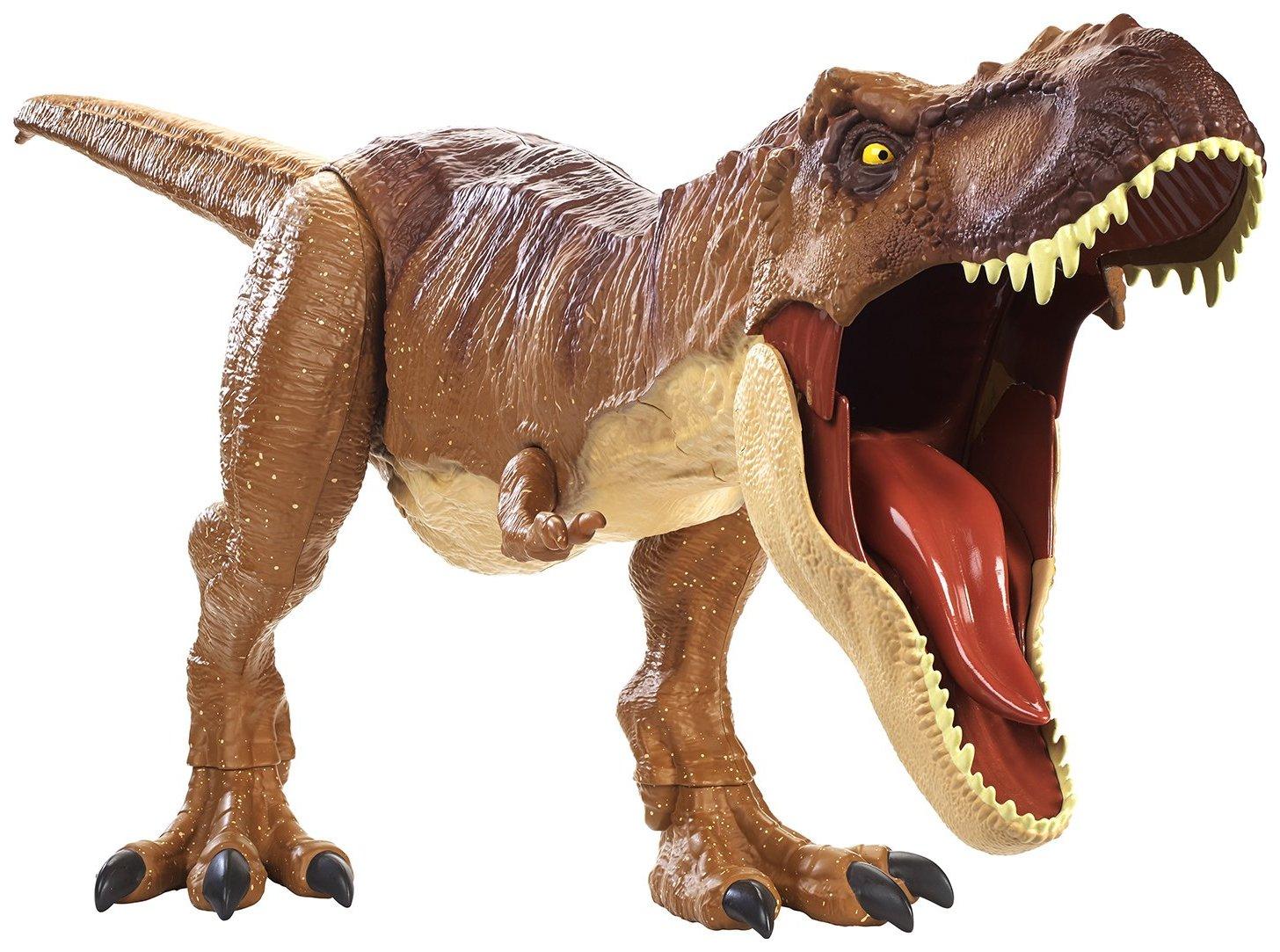 Картинки рычащего динозавра