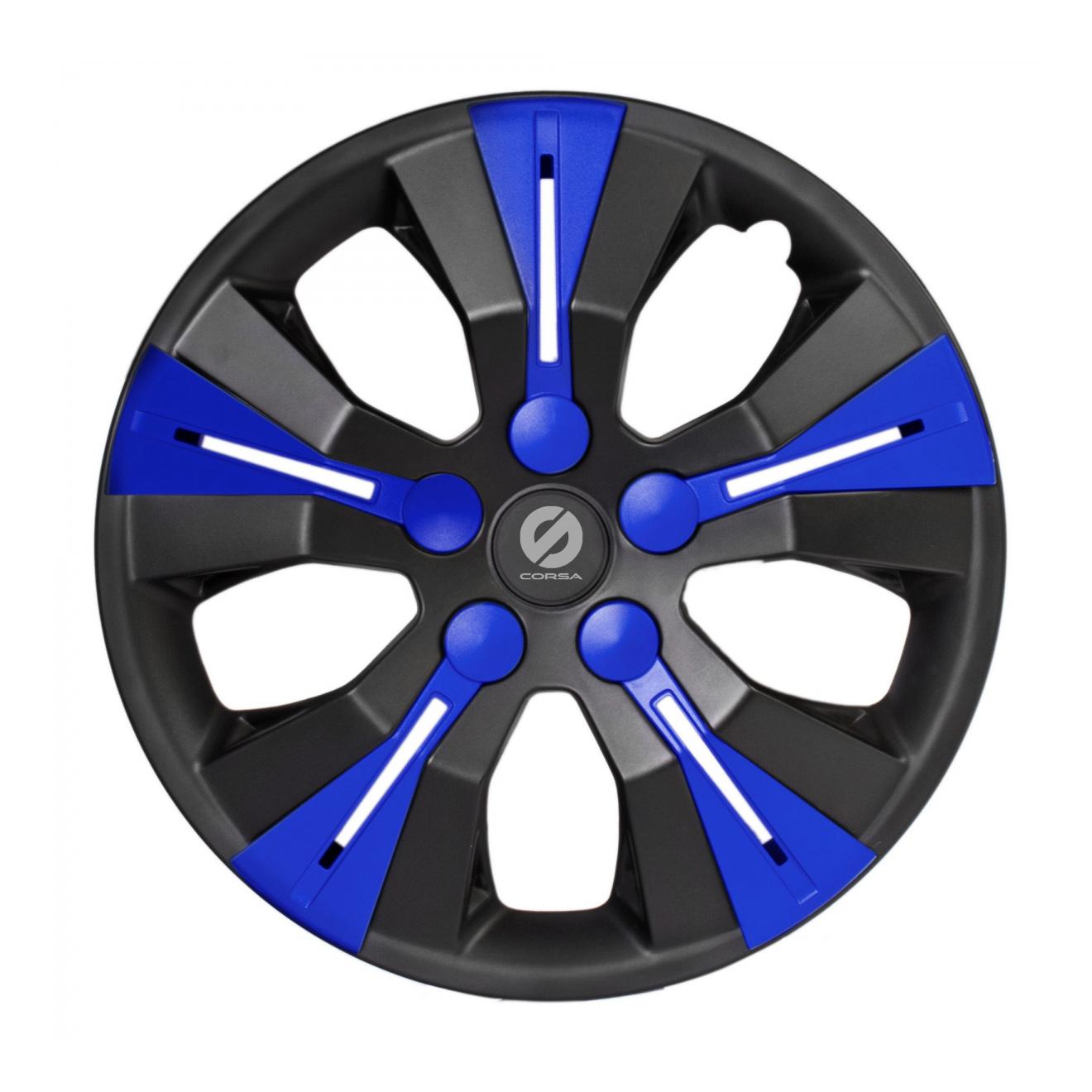 Колпак колесный Sparco Urban SPC/WC-1360 BK/BL (13)