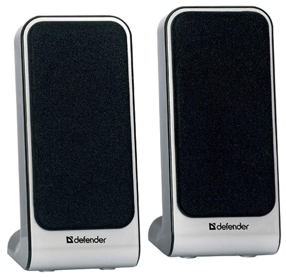 Колонки для компьютера DEFENDER SPK-220\225 Silver