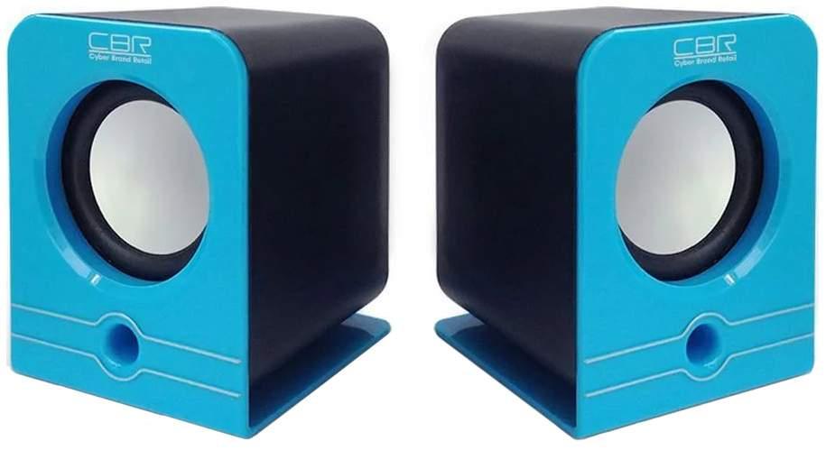 Колонки для компьютера CBR CMS 303 Синий