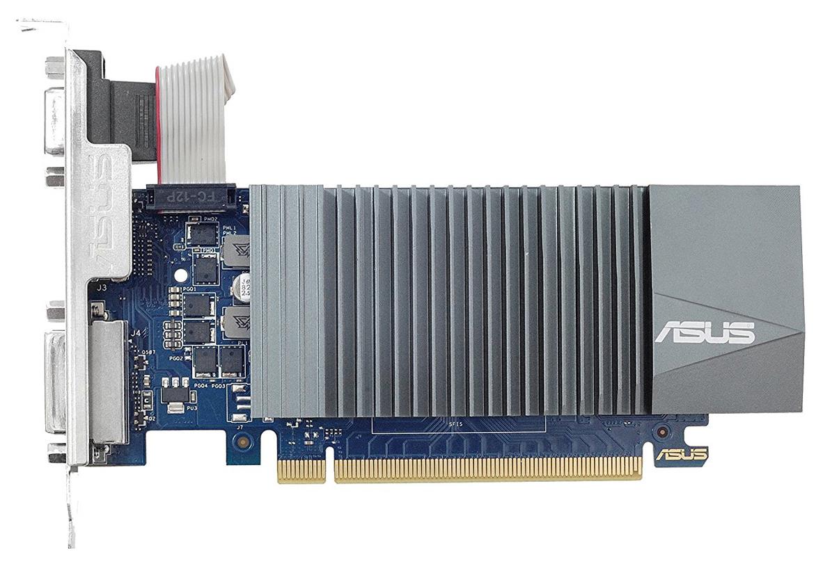 Видеокарта ASUS GeForce GT 710 (GT710-SL-2GD5-BRK)
