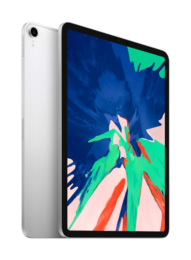 Планшет Apple iPad Pro Wi-Fi 11 64 GB - Silver(MTXP2RU/A)