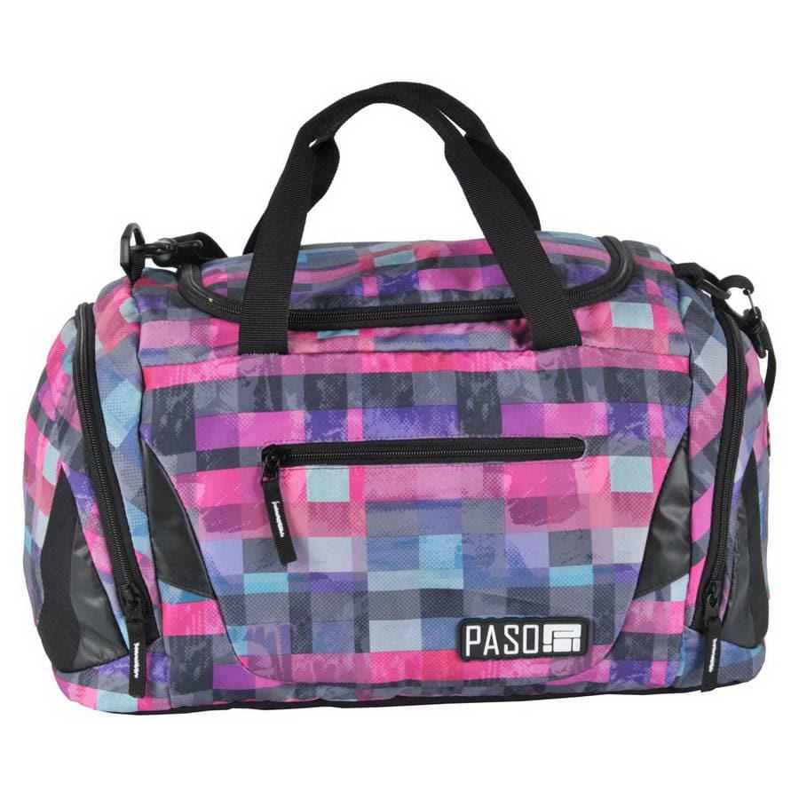 Дорожная сумка Paso Square Pink 44 x 23,5 x 23