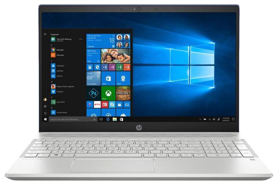 Ноутбук HP Pavilion 15-cw0028ur 4MX95EA
