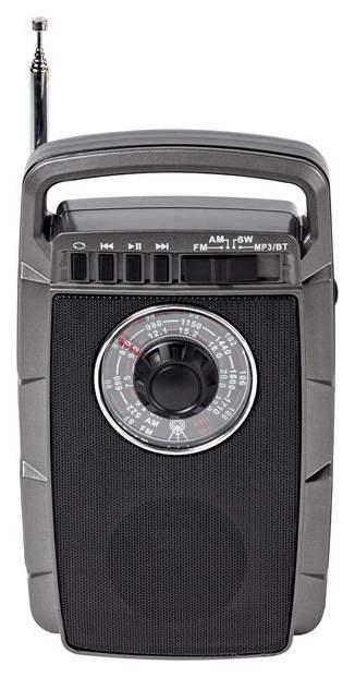 Радиоприемник MAX MR-322 Anthracite