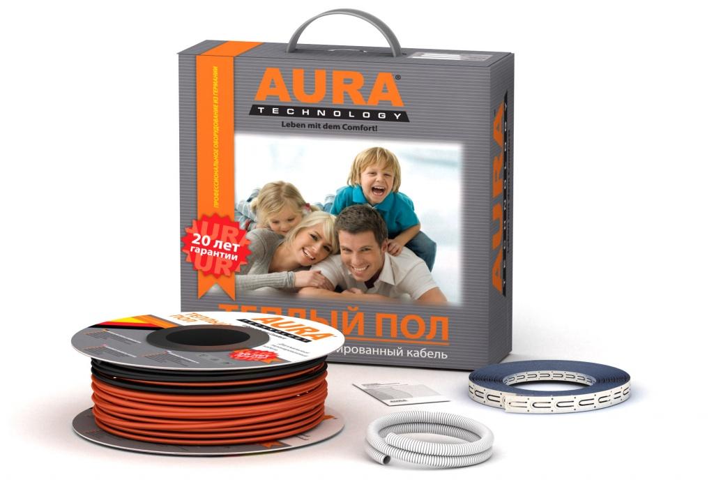 Греющий кабель AURA TECHNOLOGY KTA-7-100,
