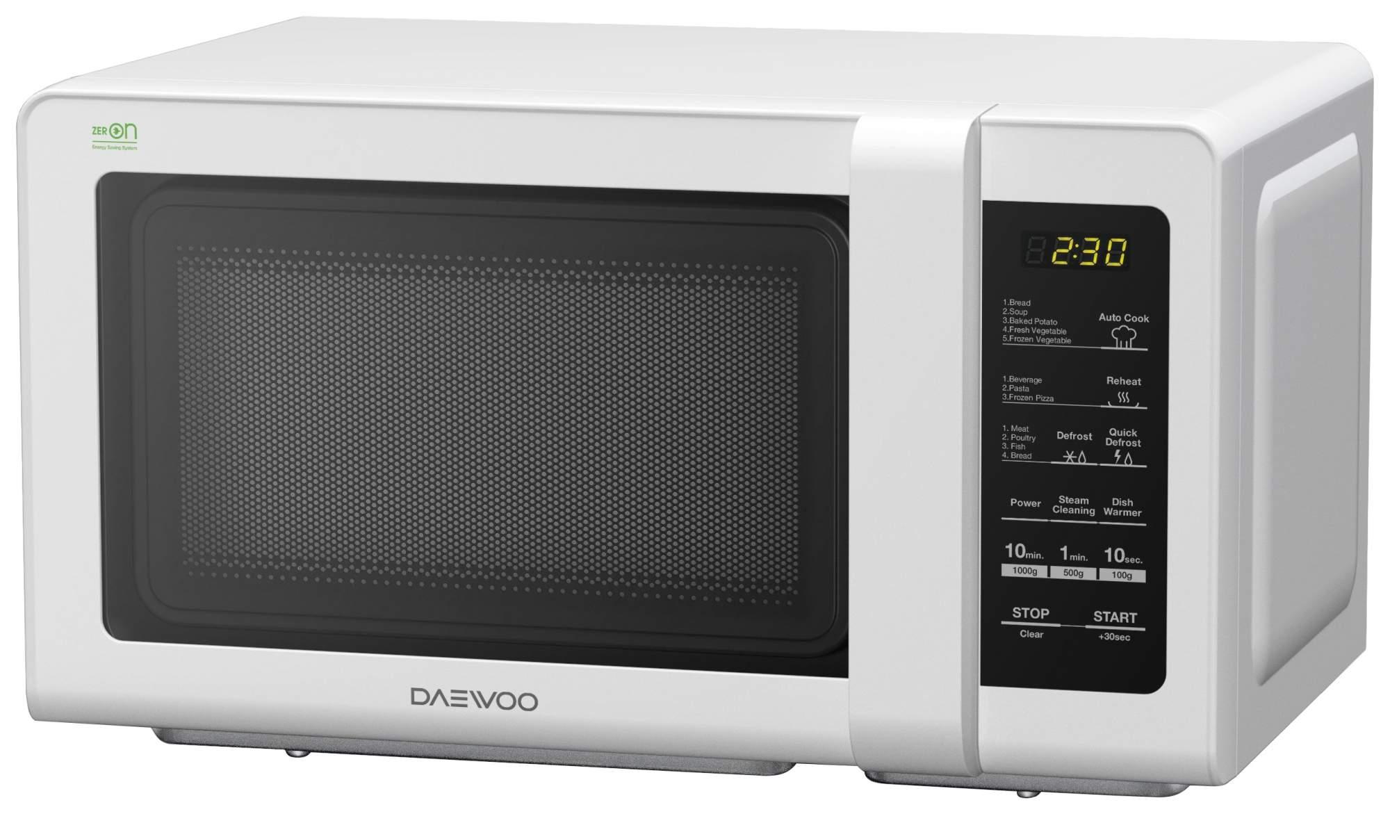 Микроволновая печь соло Daewoo KOR-662BW white