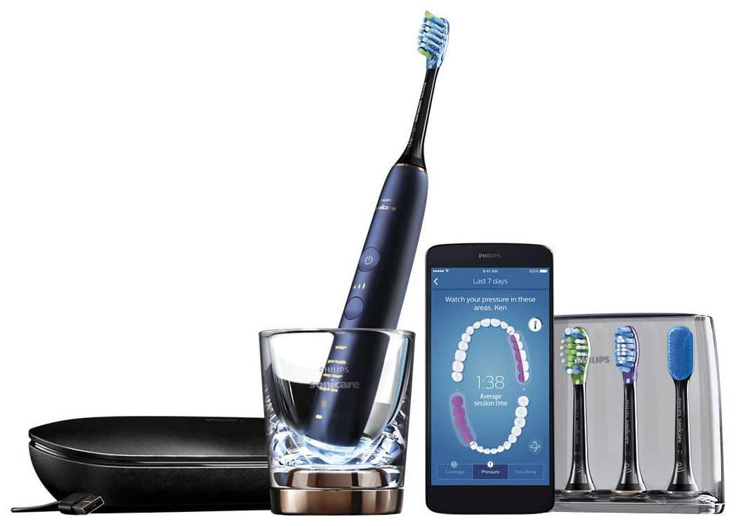 Электрическая зубная щетка Philips HX9954/57