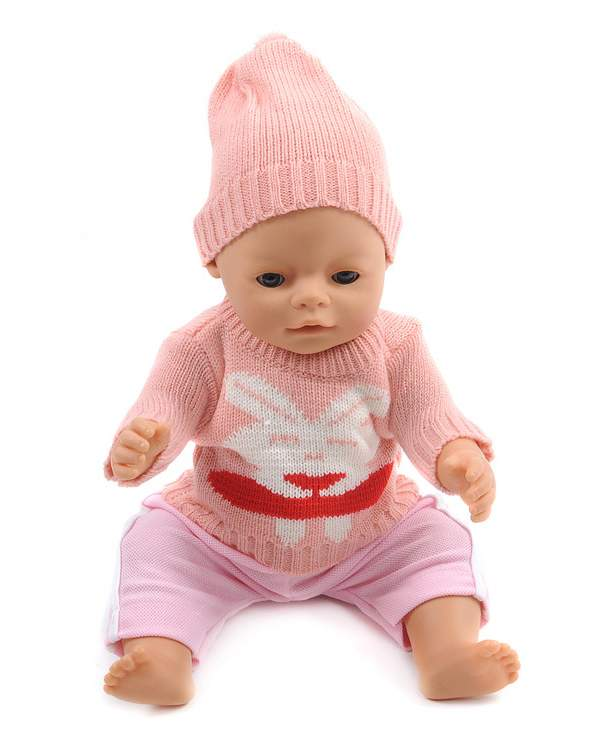 МУСИ-ПУСИ Одежда на вешалке для кукол и пупсов Муси-Пуси IT103466