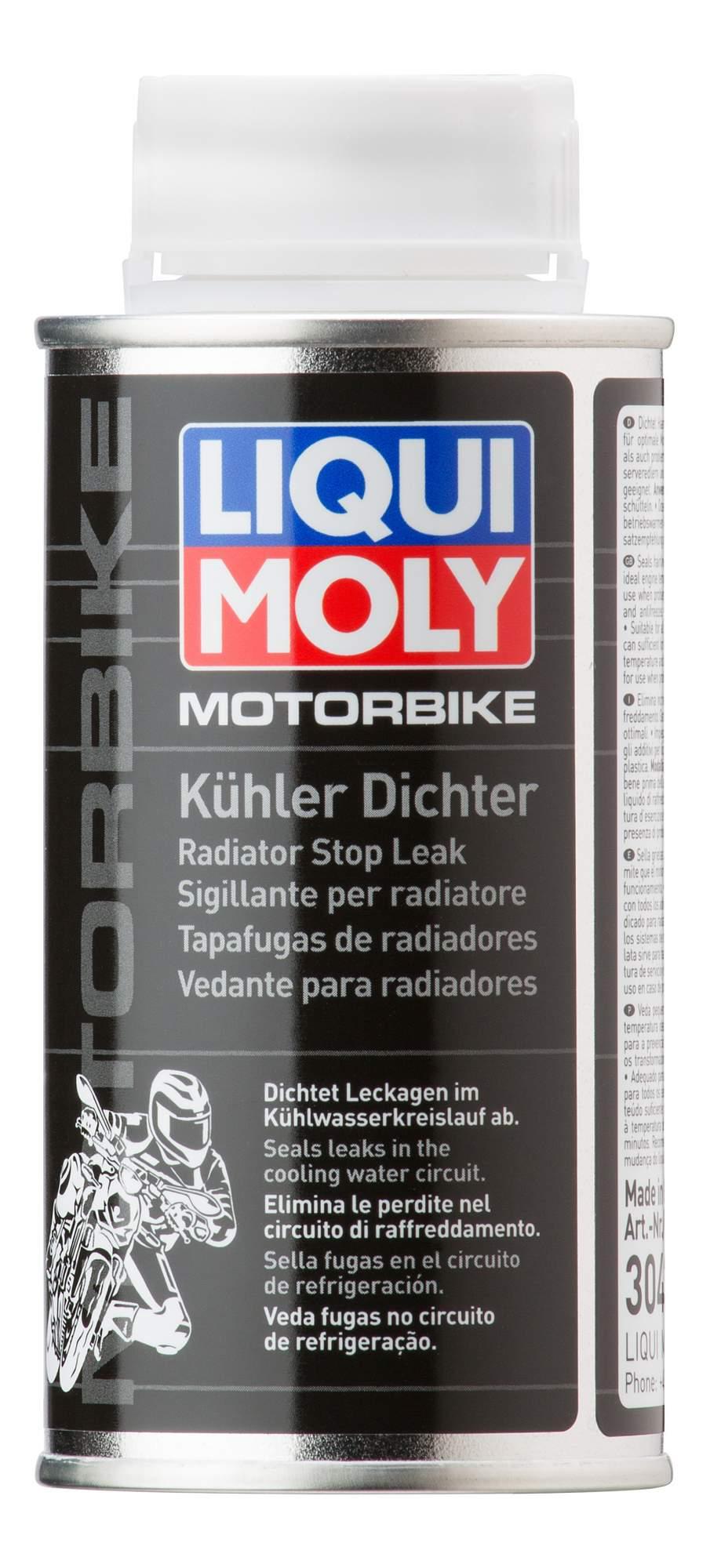 Герметик автомобильный LIQUI MOLY Motorbike Kuhler Dichter (3043)