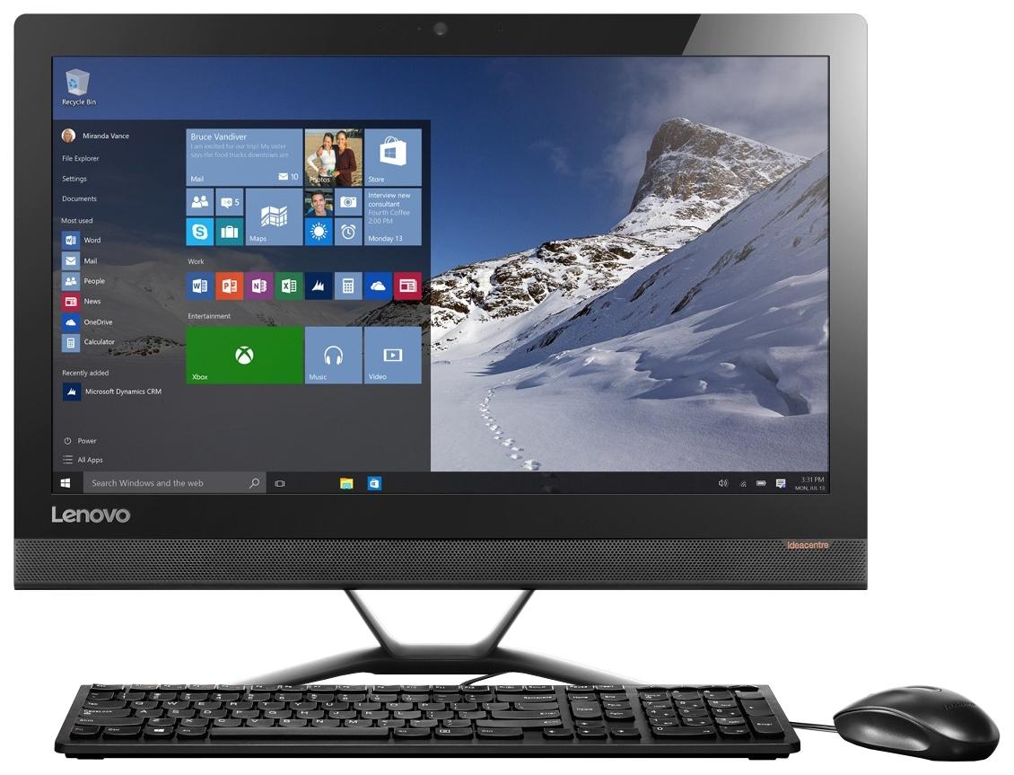 Моноблок Lenovo IdeaCentre 510-23ISH F0CD007ARK 10K3004URU