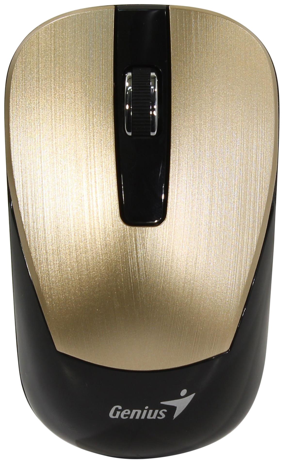 Беспроводная мышь Genius NX-7015 Gold (31030119103)