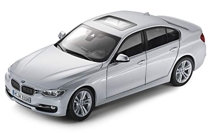 Коллекционная модель BMW 80432212867