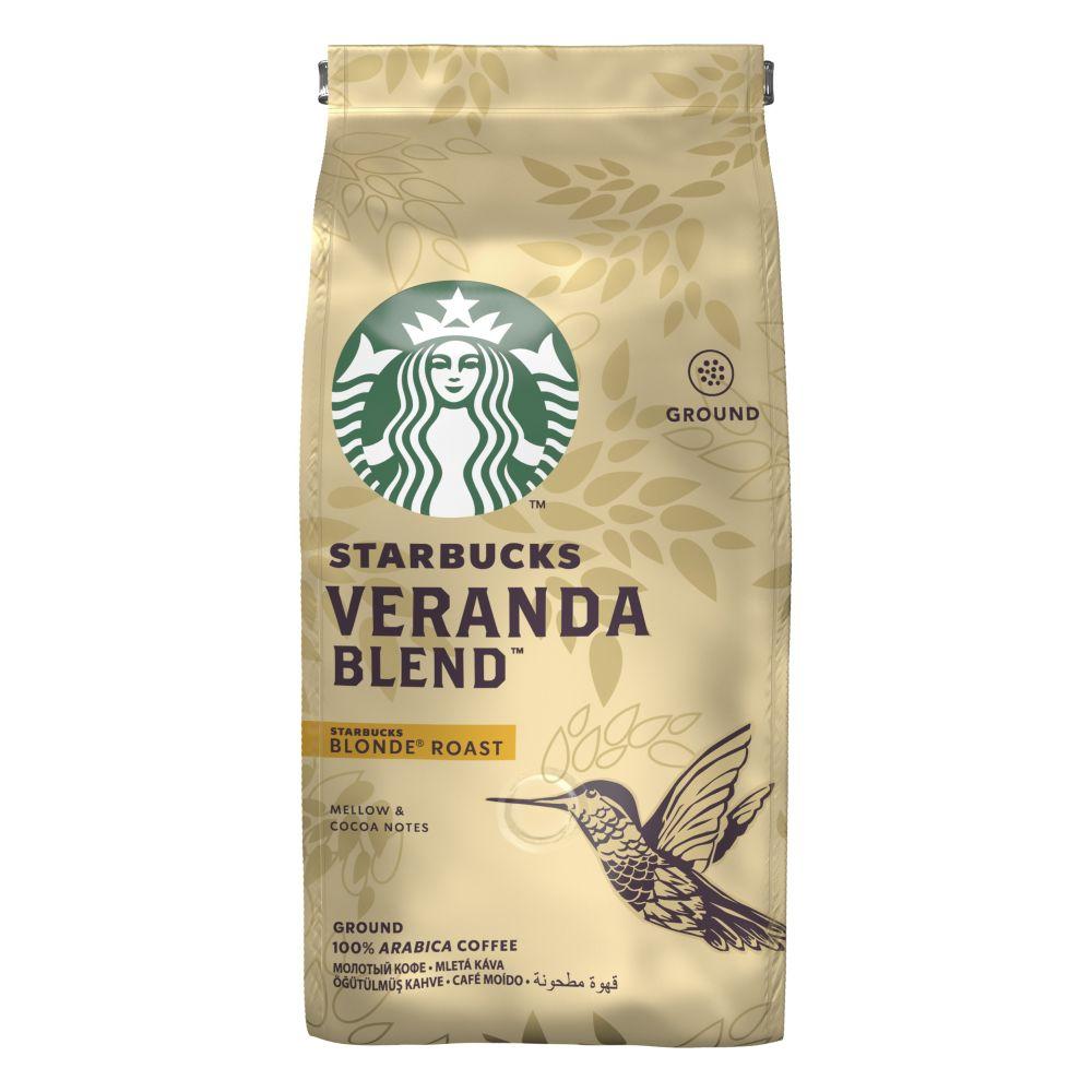 Кофе молотый Starbucks Veranda Blend светлой обжарки 200 г