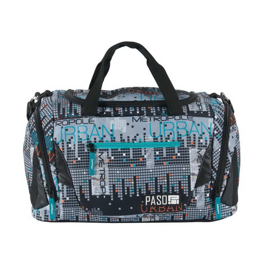 Дорожная сумка Paso Metropole 44 x 23,5 x 23