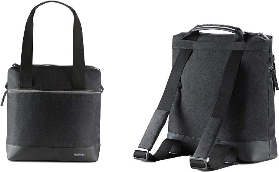 Сумка-рюкзак для коляски Inglesina Back Bag Aptica Mystic Black