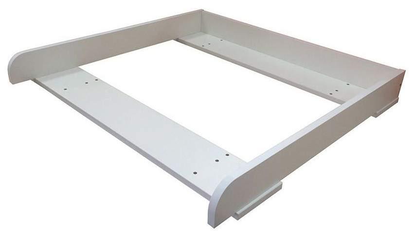 Рамка для пеленального комода универсальная Polini Kids белый