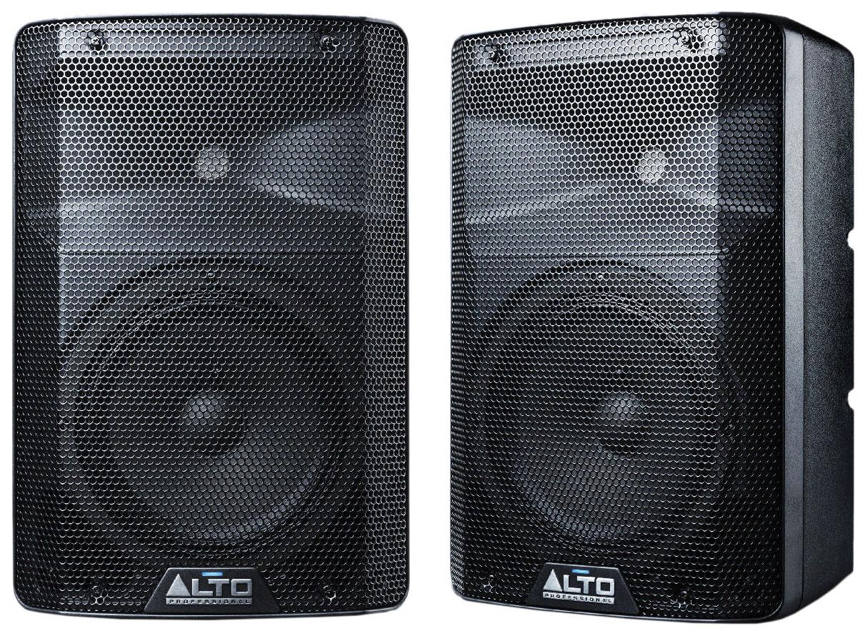 Активные колонки Alto TX208 Black