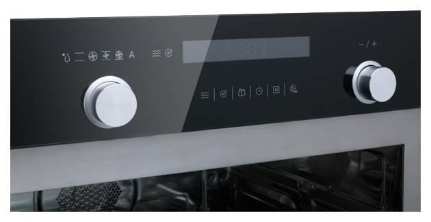 Встраиваемый электрический духовой шкаф Midea TF944EG9-BL Silver