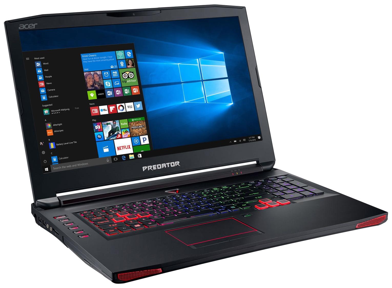Ноутбук игровой Acer Predator 17 G9-793-72QZ NH.Q1UER.005