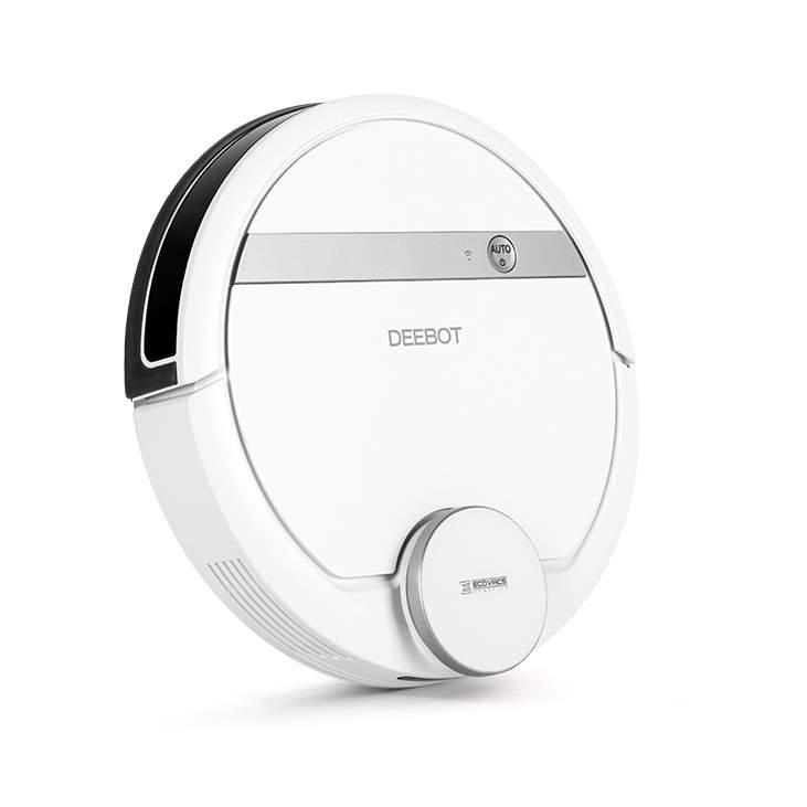 Робот-пылесос Ecovacs Deebot DE55 White