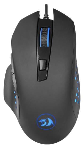 Игровая мышь Redragon Gainer Black
