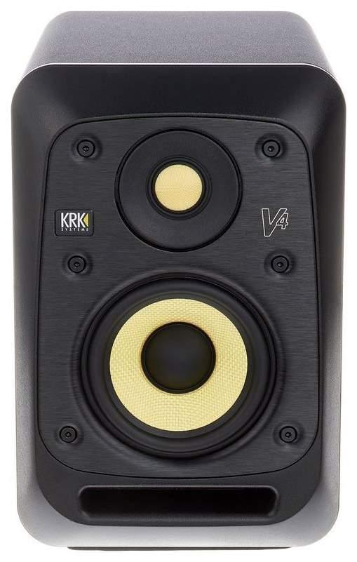 Активные колонки KRK V4 S4 Black