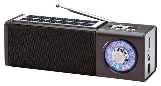 Радиоприемник MAX MR-400 Anthracite