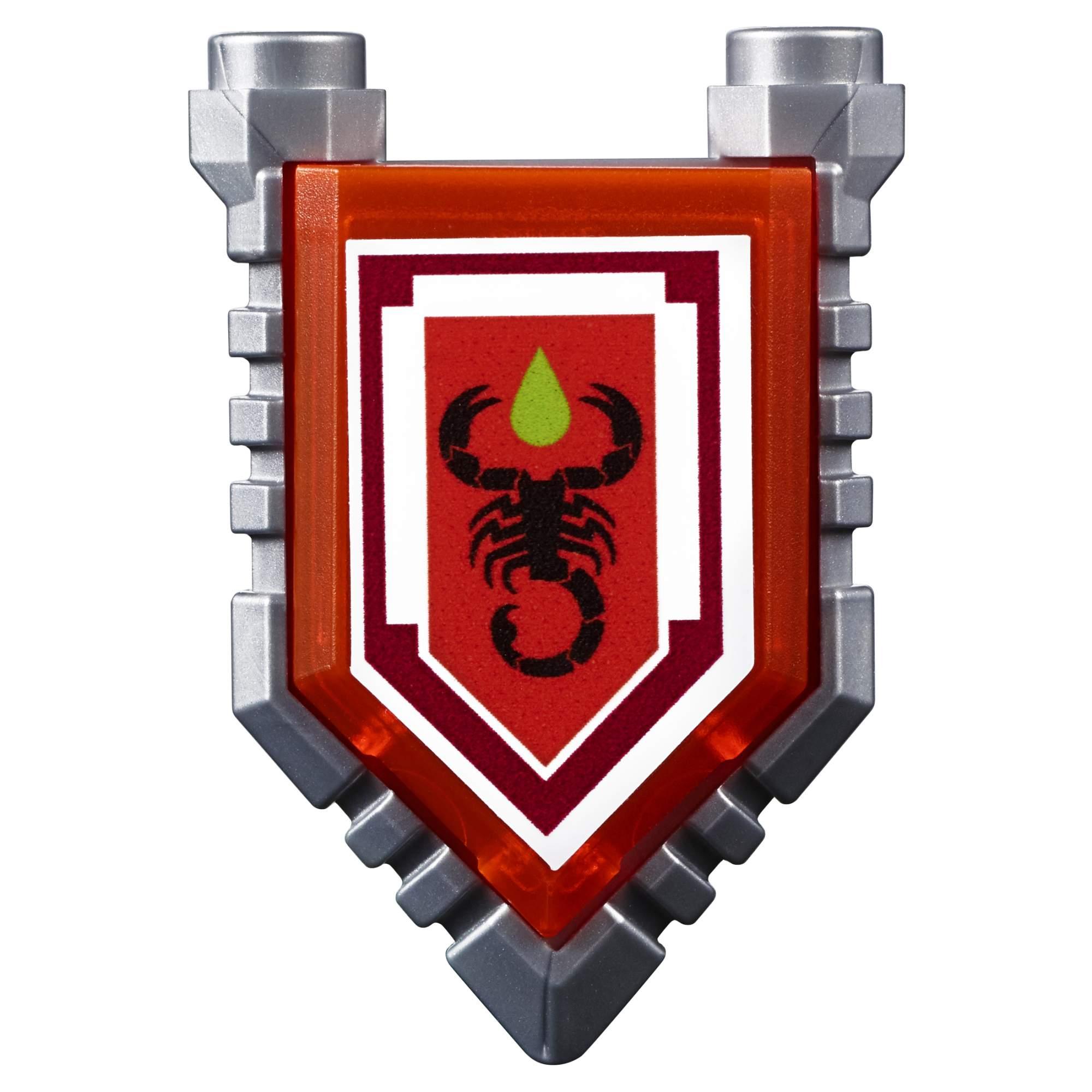 Лего нексо кнайт щиты картинки