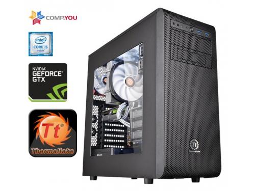 Игровой компьютер CompYou Game PC G777 (CY.560600.G777)
