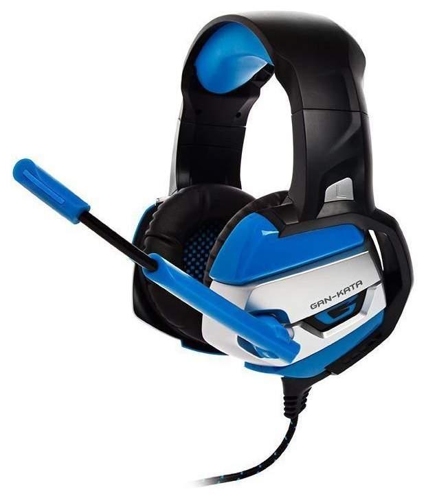 Игровые наушники Dialog Gan-Kata HGK-37L Blue/Black