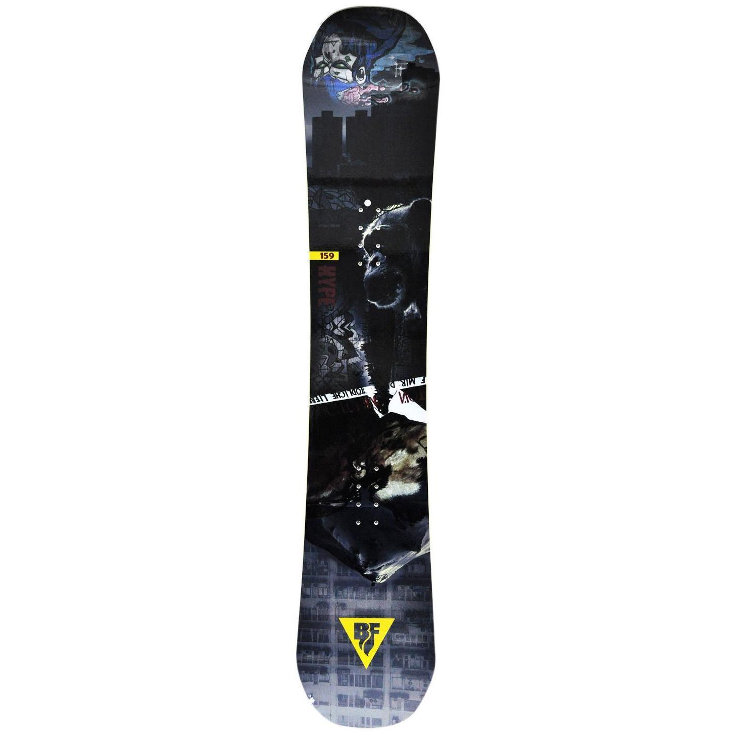 Сноуборд BF snowboards Hype 2019, 159 см