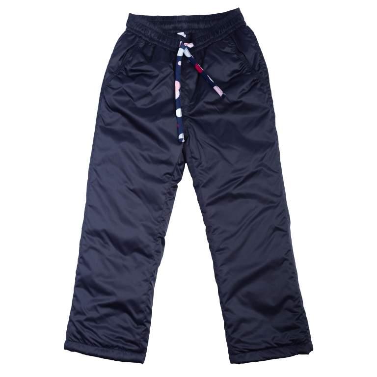 Брюки текстильные для девочек(98) , 362005 тенмо-синий EAN 4690244736436