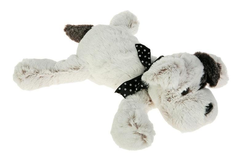 Мягкая игрушка Button Blue Собака Джек лежачий, 45 см