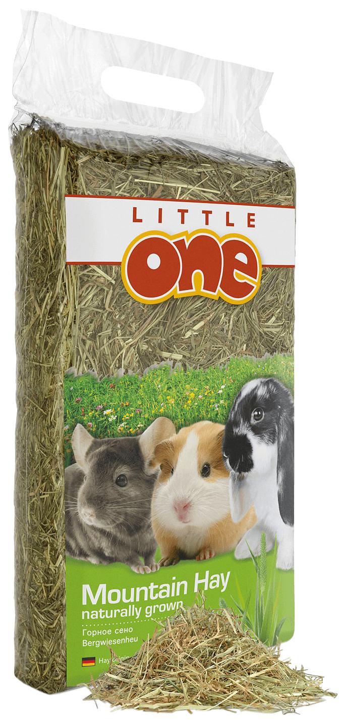 Сено для грызунов Little One, горное, 1кг